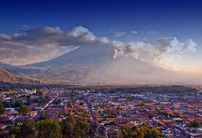 США - ГВАТЕМАЛА, ГОНДУРАС, Никарагуа, Коста Рика, Панама 2016