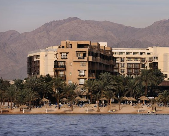 Иордания - Movenpick Resort & Residences Aqaba 5*