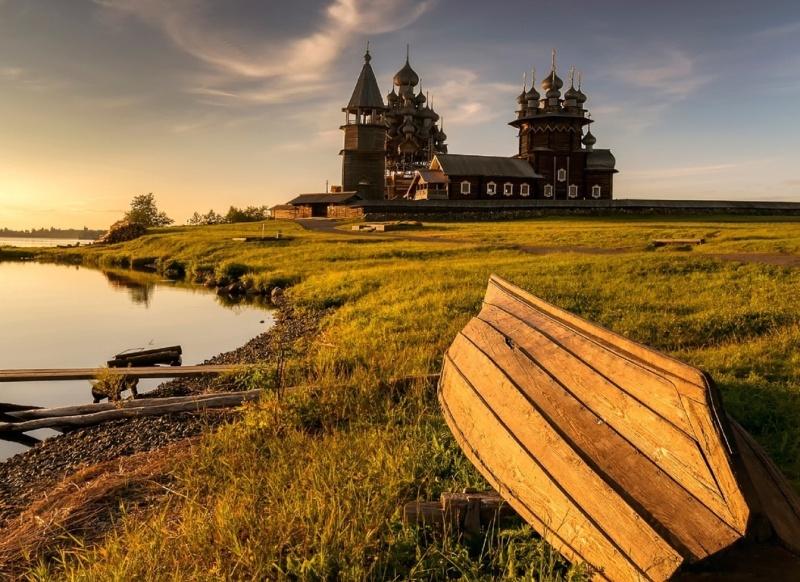 Россия - Лето в Карелии 2016 по ценам 2015!