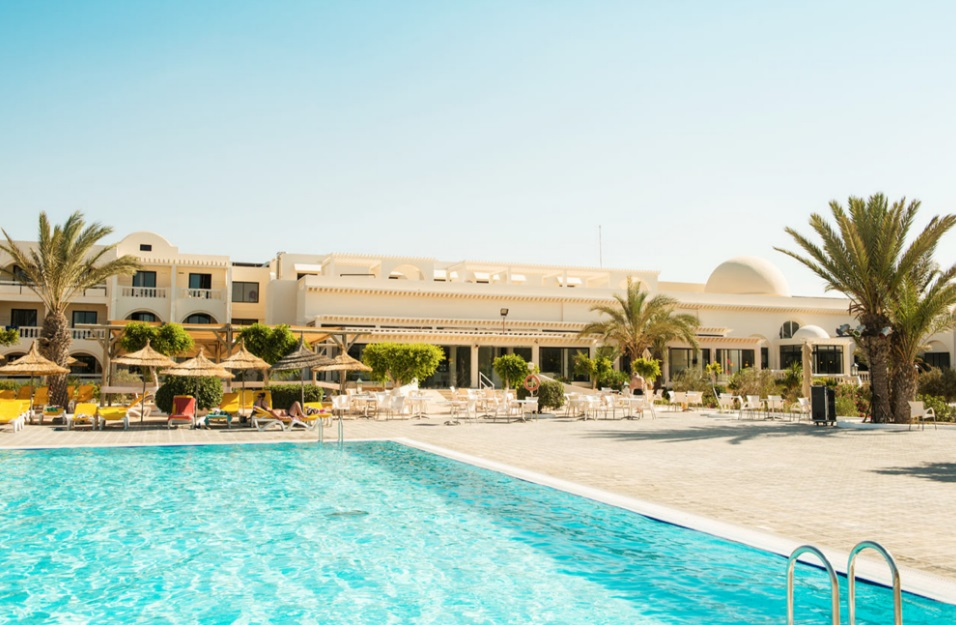 Тунис - SunConnect Djerba Aqua Resort 4*
