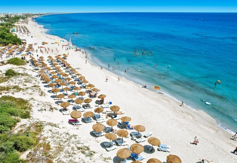 Тунис - НА ОСЕННИЕ КАНИКУЛЫ от 26500 руб/чел