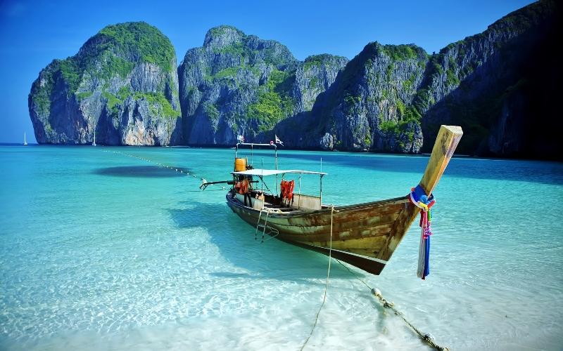 Тайланд - НА ОСЕННИЕ КАНИКУЛЫ от 40000 руб (Краби+о.Пхукет)
