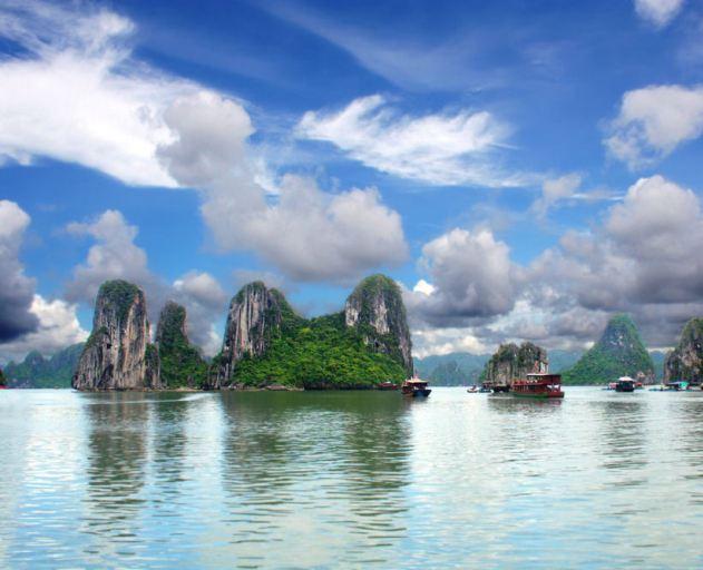 Вьетнам - Сказочный Вьетнам ждет туристов!