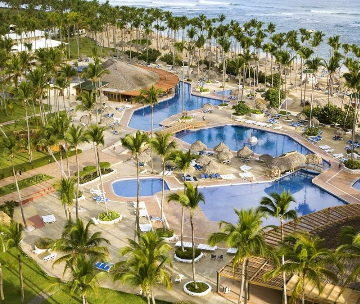 Доминикана - SIRENIS PUNTA CANA RESORT CASINO & AQUAGAMES  5*