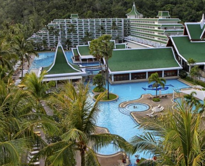 Тайланд - Le Meridien Phuket Beach Resort 5*
