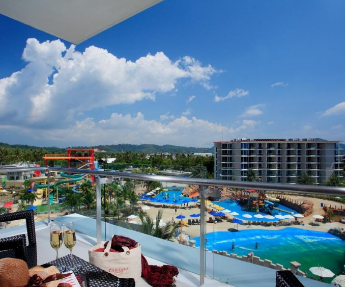 Тайланд - Centara Grand West Sands Resort & Villas Phuket 5*
