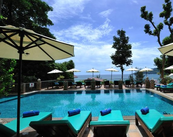 Тайланд - Tri Trang Beach Resort by Diva Management 4*