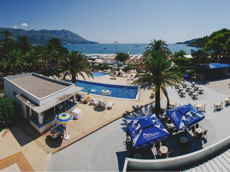 Черногория - Montenegro Beach Resort 4*