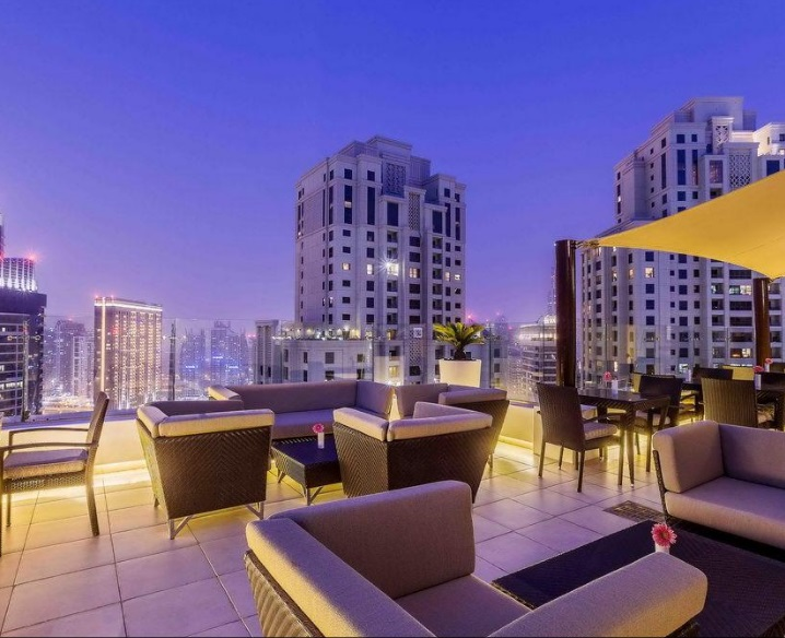 ОАЭ - Hilton Dubai The Walk 5*