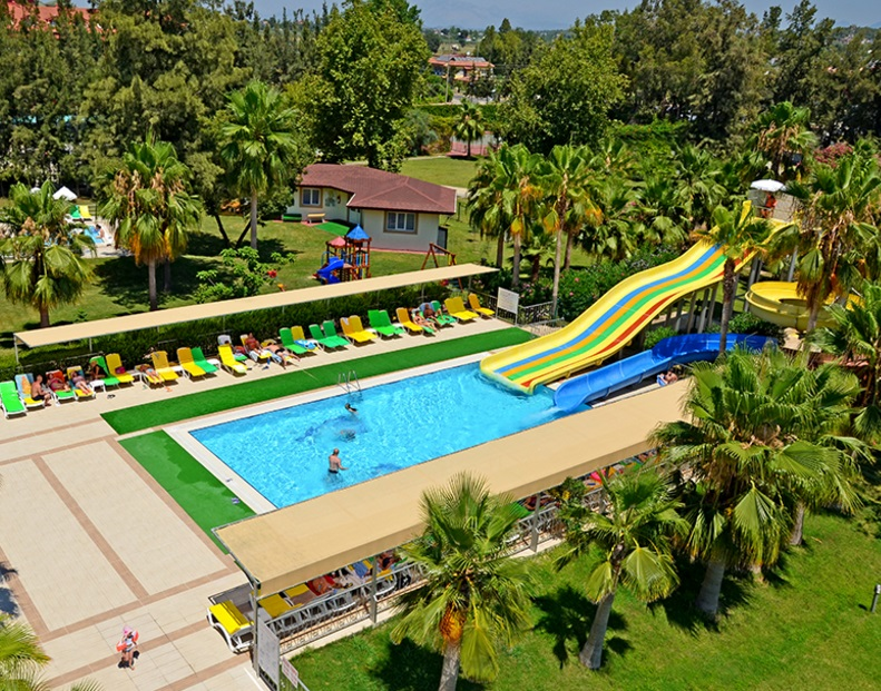 Турция - Club Sidelya Holiday Village 4*