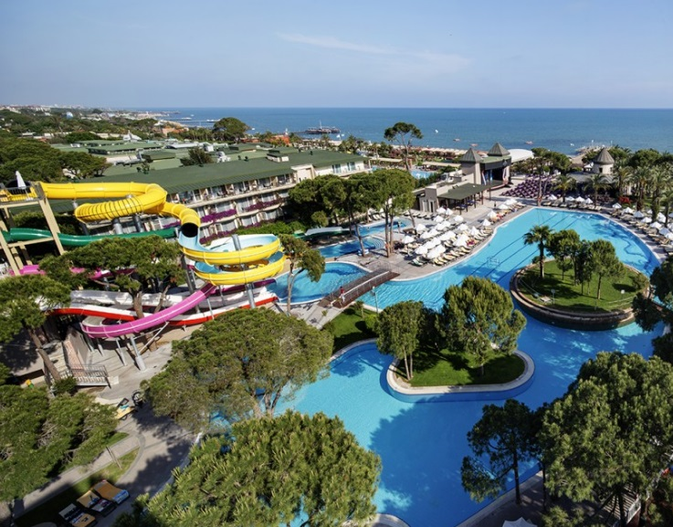 Турция - Papillon Ayscha Hotels Resort & Spa 5*