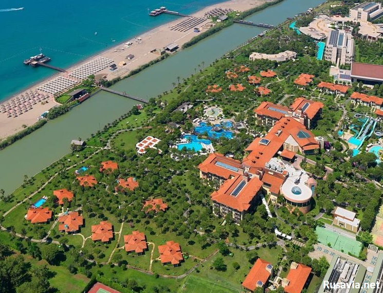 Турция - Gloria Golf Resort 5*