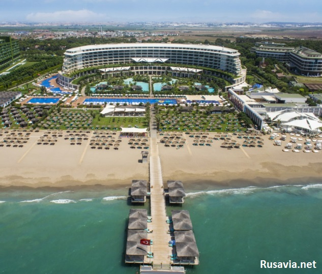 Турция - Maxx Royal Belek Golf Resort 5*