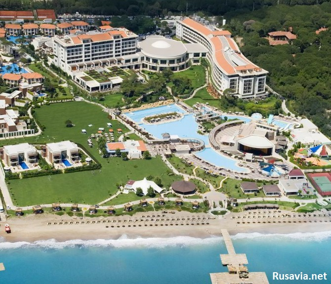 Турция - Ela Quality Resort Belek 5*