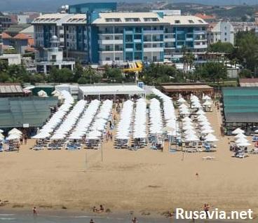 Турция - Seashell Resort Spa 5*