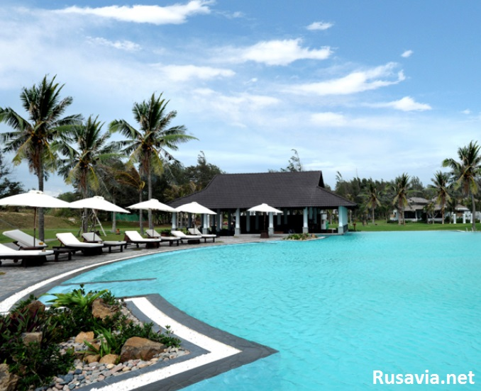 Вьетнам - Muine Bay Resort 4*
