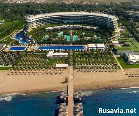 Турция - Maxx Royal Belek Resort 5*