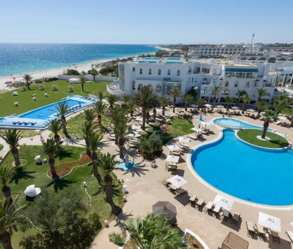 Тунис - Steigenberger Kantaoui Bay 5*