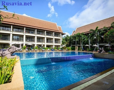 Тайланд - Deevana Patong Resort & Spa 3*