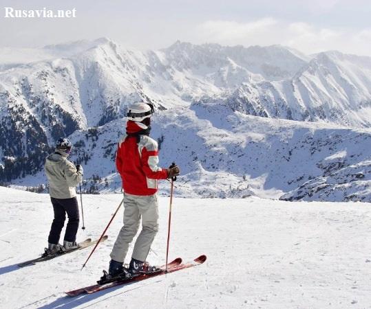 Болгария - Горные лыжи