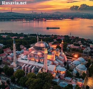 Турция - Знакомимся со Стамбулом!