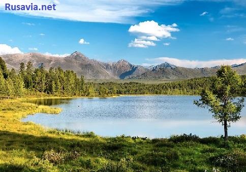 Россия - Алтай