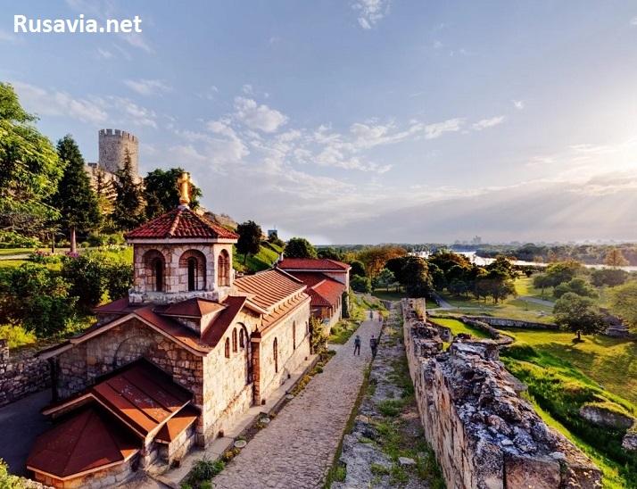 Сербия - Термальные курорты Сербии!