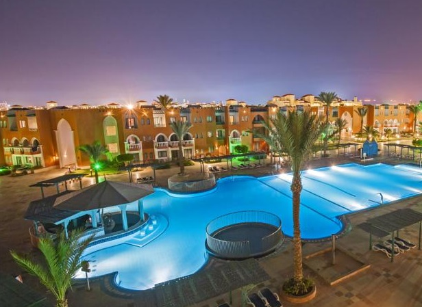 Египет - Sunrise Select Garden Beach 5*