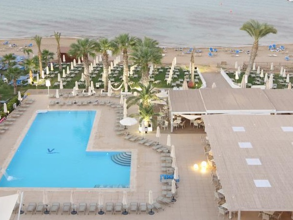 Кипр - Vrissiana Beach Hotel 4*